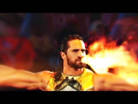 2017 ☁ Seth Rollins || Custom Titantron ||