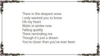 Broadcast - Winter Now Lyrics
