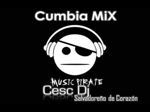 Cumbias Salvadoreñas Mix