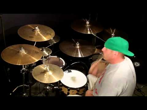 Jay Sean feat. Nicki Minaj - 2012 (It Ain't the End)  [Drum Cover]