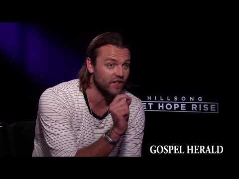 Hillsong United's Frontman Joel Houston Interview - Let Hope Rise
