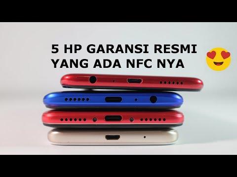 Daftar HP NFC Termurah di tahun 2020. Nih, review 5 rekomendasi smartphone android terbaik & terbaru.