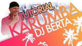 KARUMBA - TUTORIAL - Dj Berta - Spiegazione dei passi - Balli di gruppo line dance 2019