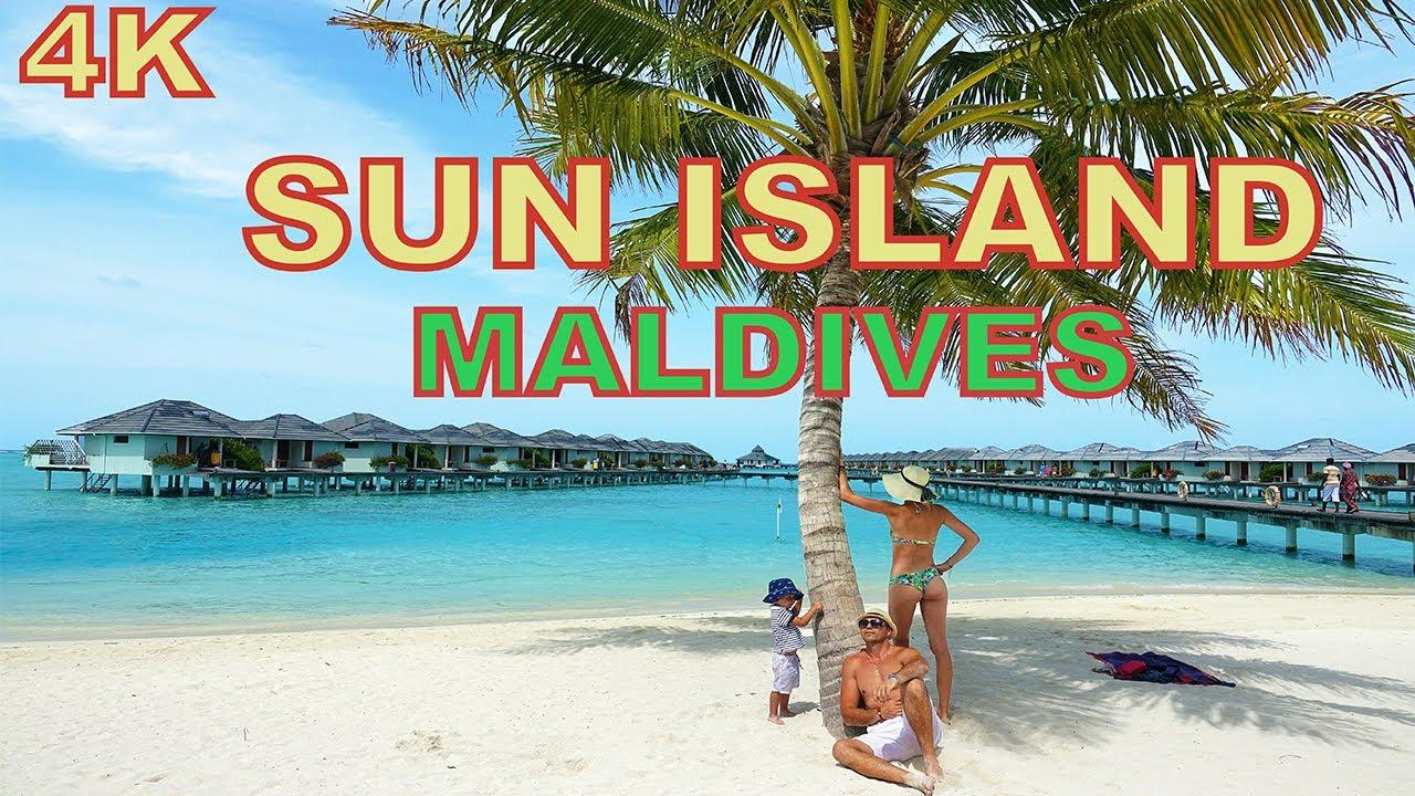 Sun Island Resort And Spa Maldives 4k 2019