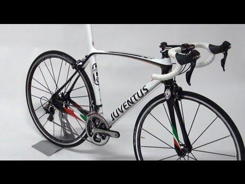 Video A San Marino Creata Bicicletta Per Lo Scudetto Della Juventus