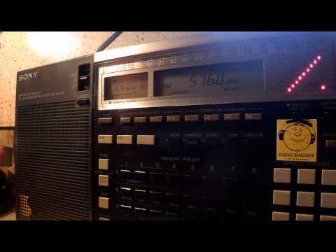06 01 2015 Radio Bulgaria Turkish and then BNR Horizont Bulgarian 1400 on 576 Vidin // 103 FM Sofia