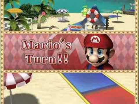 Nintendo Wii Mario Par...