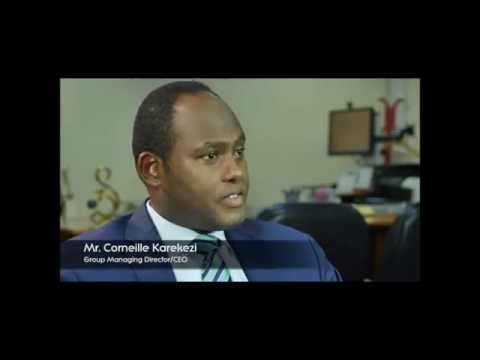 Africa Reinsurance Corporation (Africa Re) unveils its New Logo! (CC French subtitles)