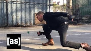 How To: Handball | Williams Street Swap Shop | adult swim