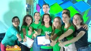 Лучшие проекты молодежного форума Завтра.UA получат поддержку Фонда Виктора Пинчука
