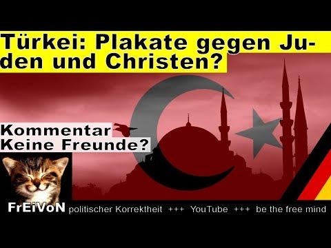 Türkei: Plakate gegen Juden und Christen? * Konya * Kommentar