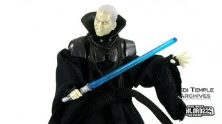 Clone Emperor Palpatine & Luke Skywalker Comic Pack The Legacy Collection