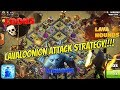 LAVALOONION ATTACK STRATEGY | clash of clans | GaminG WitH RoY