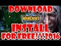 Download and Install Warcraft III frozen throne for free full version. Dota