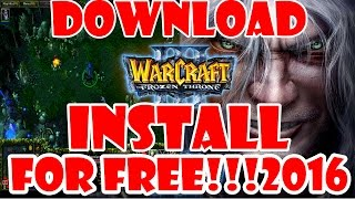 And Install Warcraft Iii Frozen Throne Free Full Version Dota