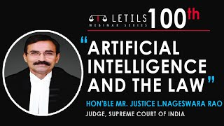 """Artificial Intelligence and the Law"" 