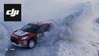 DJI - WRC Sweden 2017