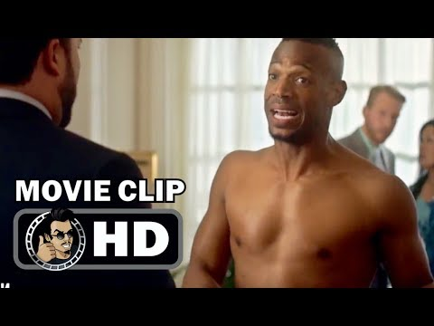 NAKED Movie   Room Key 2017 Marlon Wayans Netflix Comedy HD
