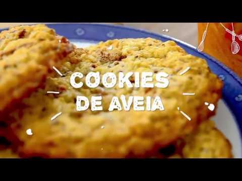 Cookies de Aveia - Sabor com Carinho (Tijuca Alimentos)