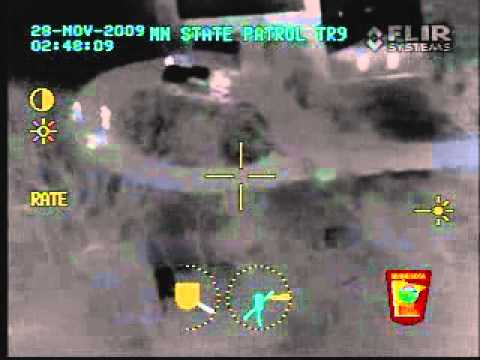 "Minnesota Department of Public Safety: ""Minnesota State Patrol - Forward Looking InfraRed - FLIR"""