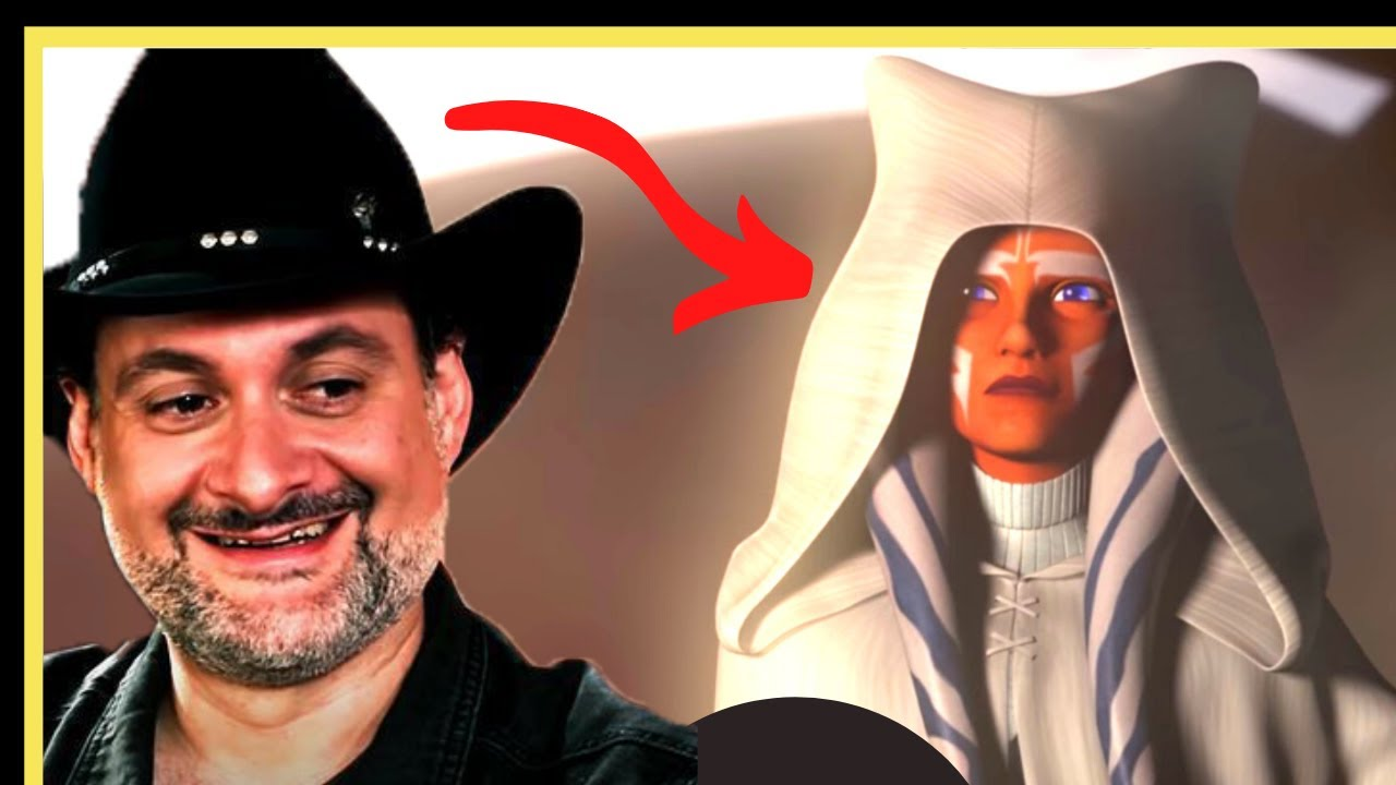 What is Dave Filoni Hinting At With Ahsoka's Cloak at The End of Star Wars Rebels