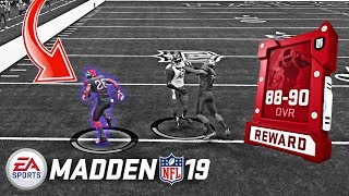 WE DID AMAZING IN WEEKEND LEAGUE! LEGEND PULL! Madden 19 Ultimate Team Gameplay