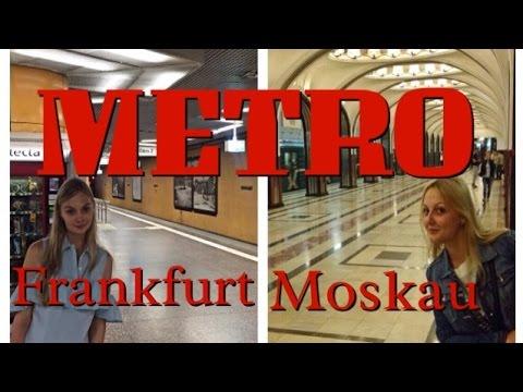 Смотреть Сравнение метро: Германия против России. Смешные различия стран онлайн