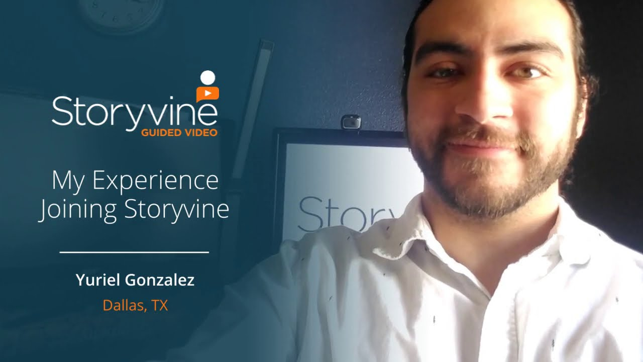 Our New Story Engineer Yuriel Gonzalez