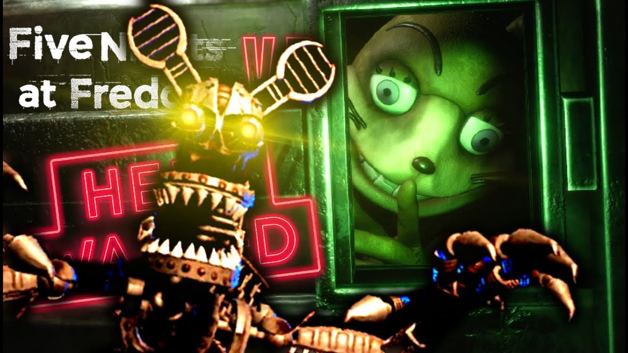 THE NEW ENDINGS TO FNAF VR: HELP WANTED!! + Nightmare Mode Made Easy