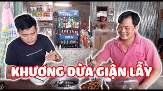 Khương Dừa không cho Thái mượn tiền 💵. Đến nhà chỉ được cho ăn mì tôm...