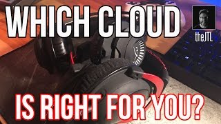 HyperX Cloud Revolver S vs HyperX Cloud 2 Full Comparison including Mic Test