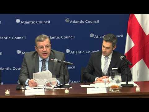 Remarks by H.E. Giorgi Kvirikashvili, Vice Prime Minister Of Georgia