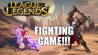 The 10 Champions that NEED to be in the League of Legends Fighting Game!!