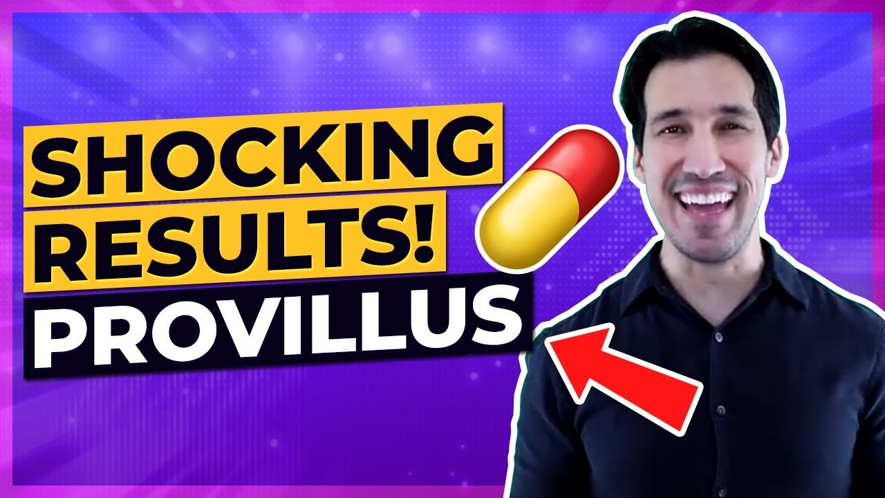 Provillus Shocking Ingredients Hair Loss Results Side Effects