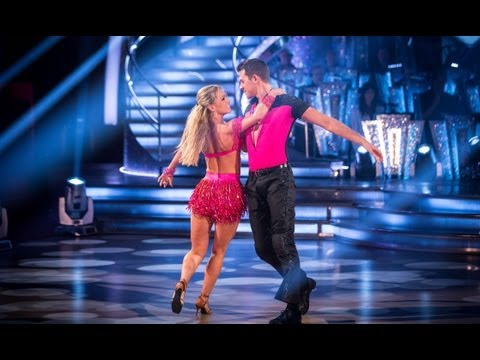 Ashley Taylor Dawson Cha Chas to 'What Makes You Beautiful' - Strictly Come Dancing 2013 - BBC