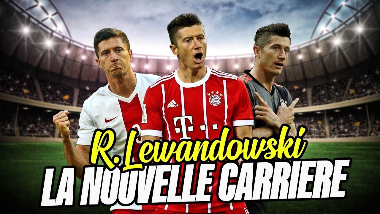 FIFA 20 | LA NOUVELLE CARRIÈRE DE ROBERT LEWANDOWSKI !