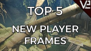 Warframe - Top 5 New Player Frames in 2018