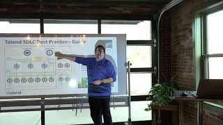 Talend Detroit User Group - Job Design Best Practice, Part 1