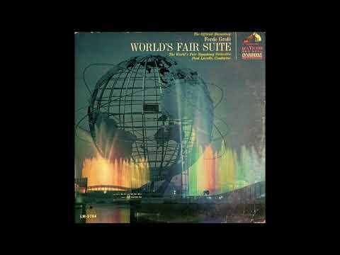 Ferde Grofe -  World's Fai...
