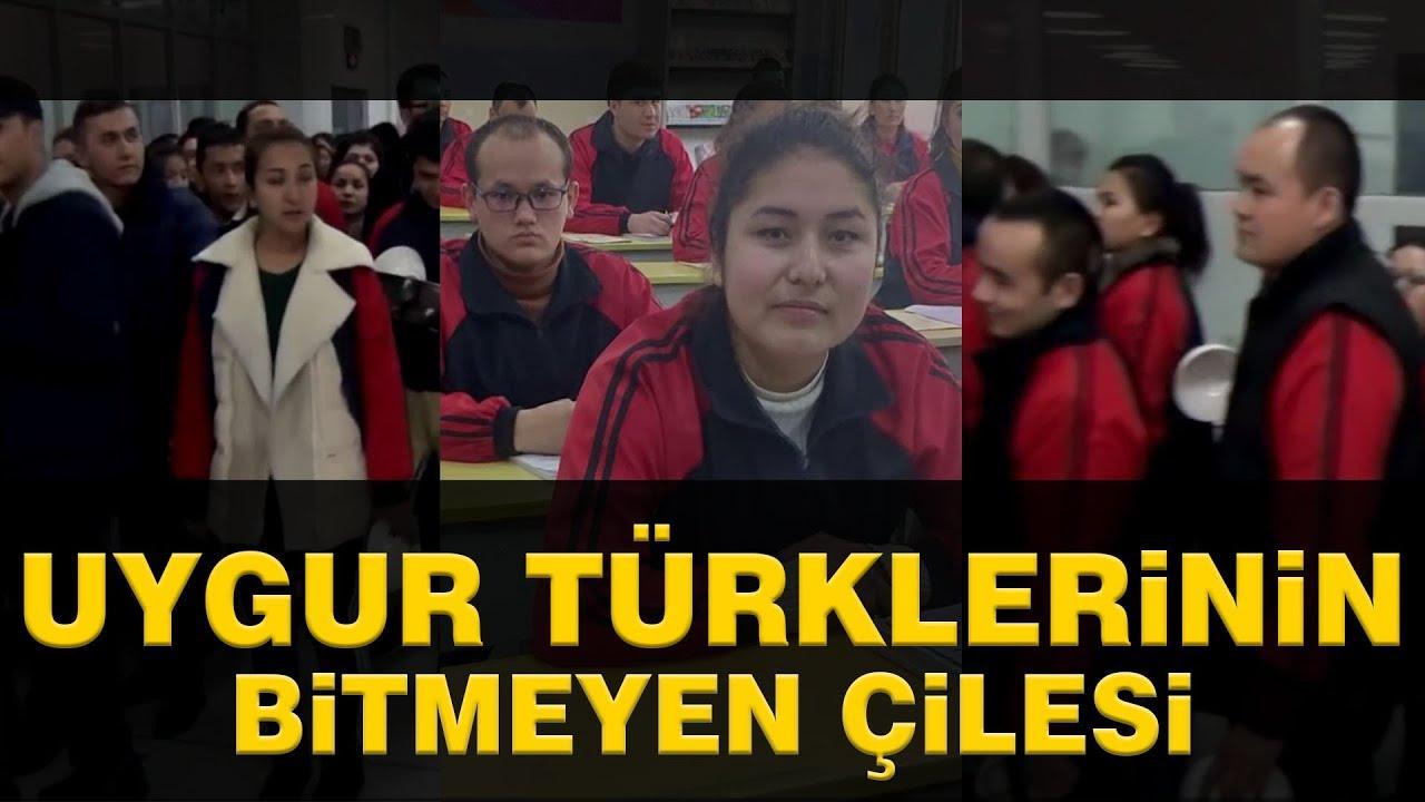 Çin'deki toplama kamplarına girdik - Uygur Türklerinin bitmeyen çilesi - YouTube