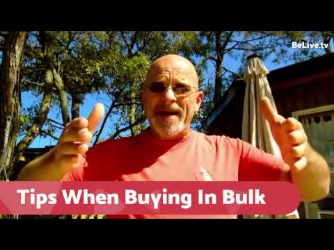 How to Buy in Bulk and Minimize Waste
