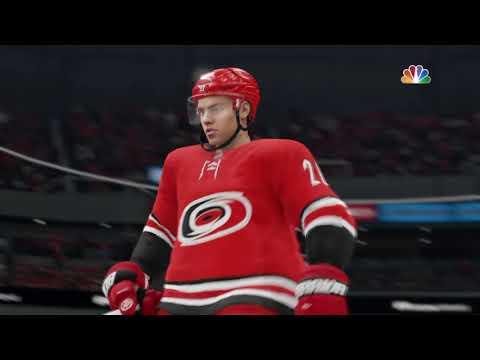 NHL 19 - Florida Panthers Vs Carolina Hurricanes Shootout