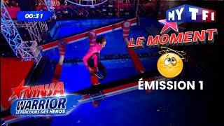 Alicia Aylies, Miss France 2017 - Ninja Warrior