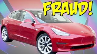 The Electric Car Fraud. Is Tesla Telling the truth?
