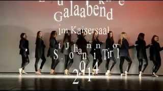 TanzMusicalAkademie St.Johann/Tirol mit Shine my Shoes