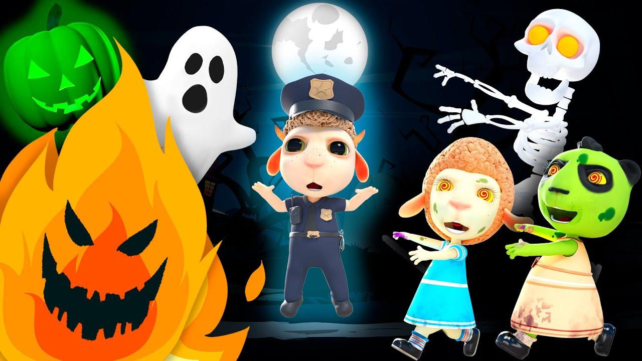 Долли и Друзья: 👻 Хэллоуин Песни, Страшилки, Детские Мультики!