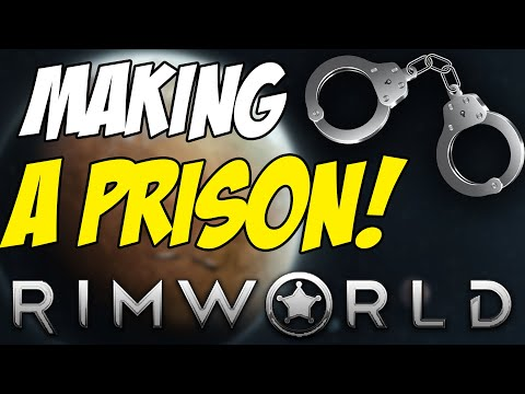 Imprisonment Is GLORIOUS! | RimWorld Royalty 1.1 | Lets Play! |