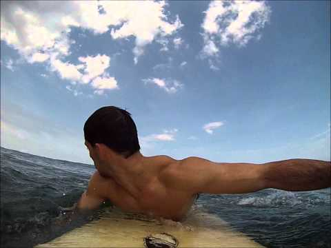 Surfing in St. Kitts