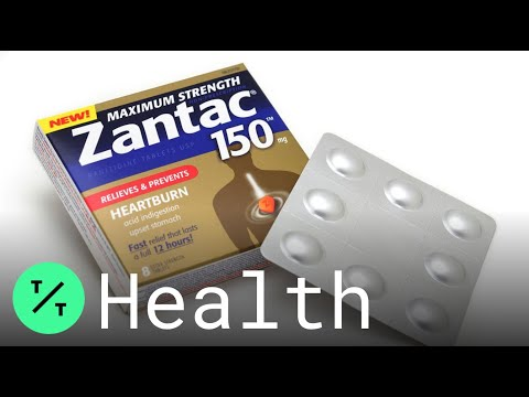 Carcinogen Found in Zantac Triggers FDA, EU Probes