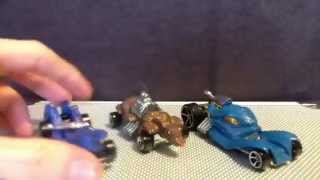 Hot Wheels Color Shifters Creatures